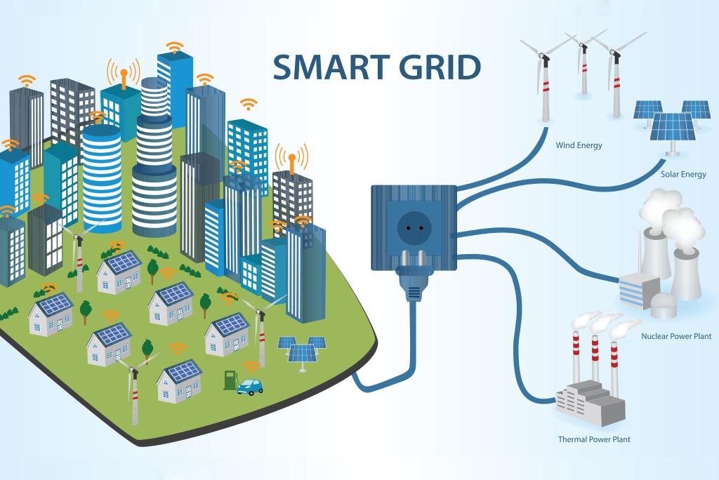 Les Smarts grid, et la relance économique